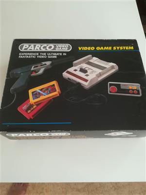 PARCO video games