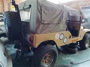 1986 Jeep Willys