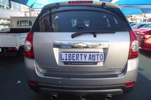 2008 Chevrolet Captiva 3.2 LTZ
