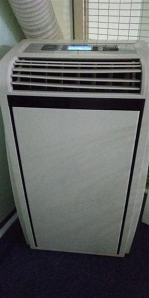 White aircon for sale