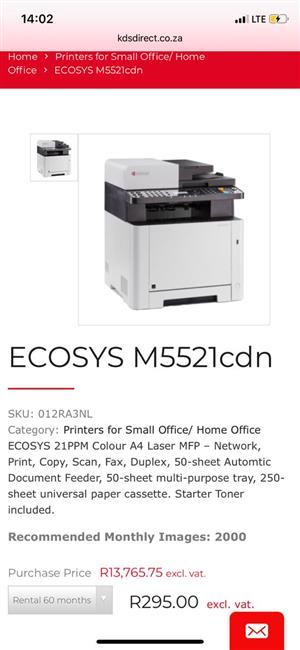 ECOSYS M5521cdn