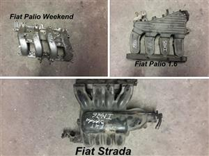 Fiat intake manifolds for sale.