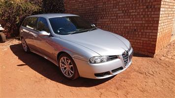2007 Alfa Romeo 156 2.5 V6 Sportwagon Ti