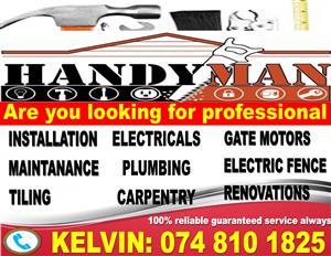K HANDYMAN SERVICES