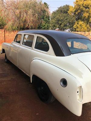 Classic car for sale rebuild