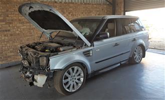 Range Rover Sport TDV8 Stripping for parts | Auto Ezi