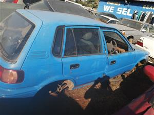 Stripping Toyota conquest for spares