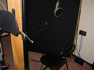 Acoustic  Sound Aborbers isolation panels