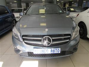 2015 Mercedes Benz A Class A200