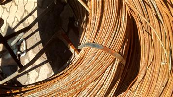 Security Steel wire non galvanized