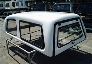 PRE OWNED BUCCO TOYOTA HILUX LWB HI LINER CANOPY FOR SALE!!!!!!!