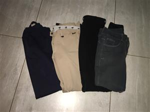 Tack and clothing for sale