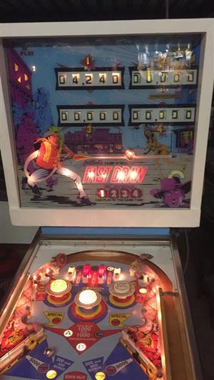 We Buy Pinball Machines for Cash