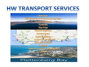 Safe and reliable transportation solutions