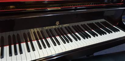 Grand Piano – Steinway & Sons – Model O