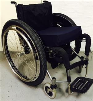MR WHEELCHAIR ALL TERRAIN WHEELCHAIR ``