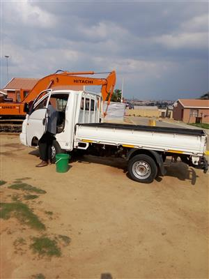Bakkie for hires 0827044219 Tembisa