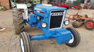 Ford 6600 2x4 Pre-Owned Tractor