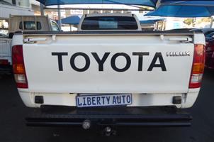 2009 Toyota Hilux 2.5D 4D SRX