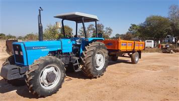 2011 Landini 8860 Tractor 4x4 For Sale