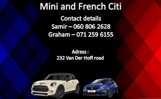 Engine parts for sale at mini and French citi for Peugeot