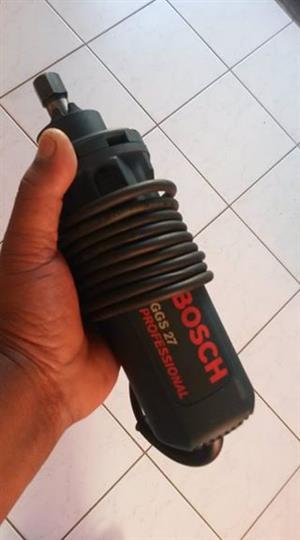 Bosch ggs27 professional straight/pencil grinder