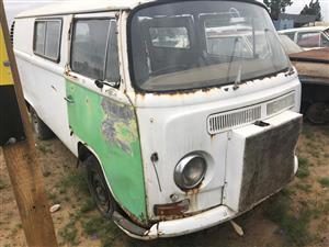 1970 Volkswagen Panelvan
