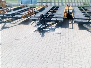 car trailer for rental