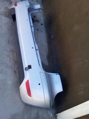 Mercedes  Benz A 169 Rear Bumper