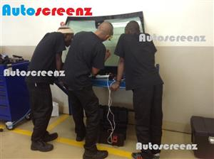 Windscreen Chip and Crack Repair Training
