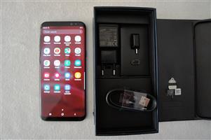 Samsung Galaxy S8 Plus 64GB LTE - Midnight Black LIKE NEW
