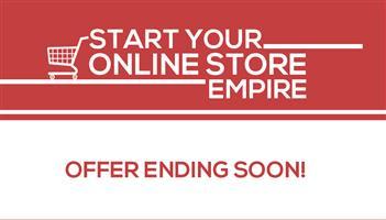 Start A Online Store!