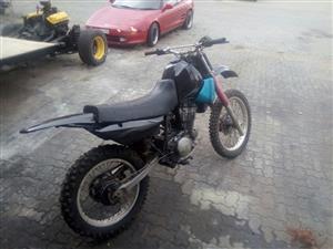 1993 Yamaha XT