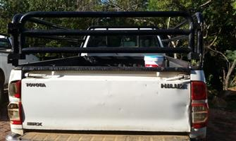 Toyota Hilux D44 stripping for parts