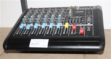 Ecco 6 channel stereo power mixer S031169A #Rosettenvillepawnshop