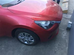 Mazda 2 2016 Stripping