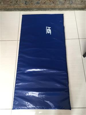 Headstart Exercise Mat  - get your Summe body started now!