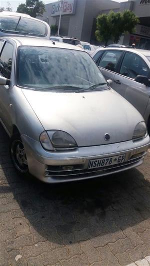 2002 Fiat Seicento