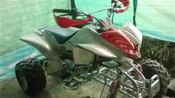 2009 Sam ATV 200cc Quad