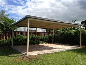 We install home carports & industrial sheds with IBR sheets, shed sails repairs, get quality sheds with guarantee