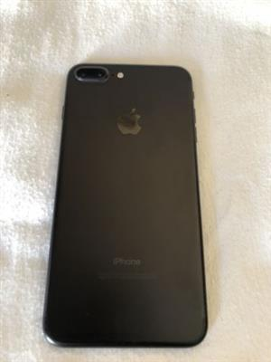 Clean iPhone 7plus with Complete accessories...