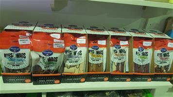 Montego Bags'o'Wags Dog Treats now available at PETS4LIFE BRACKENFELL