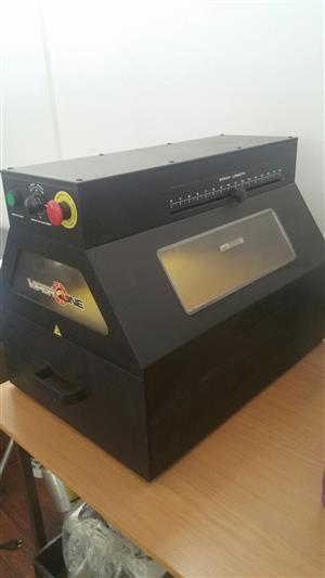 VIPER ONE PRE TREATMENT MACHINE FOR SALE