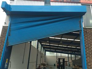 ROLLER SHUTTER DOOR AND MOTOR REPAIRS AND SERVICES