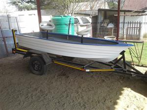 Bass bote for sale