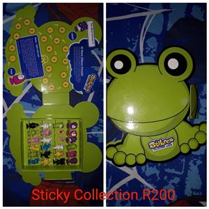 Sticky collection for sale
