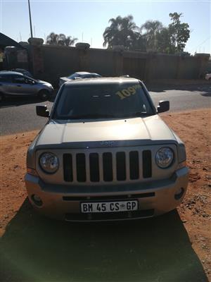 2010 Jeep Patriot 2.4L Limited