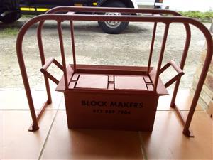 m200 BLOCK MACHINES - R2500