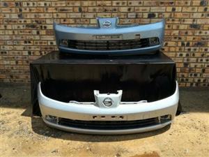 Nissan Tiida Front Bumper