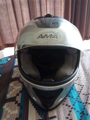 Ama Helmet